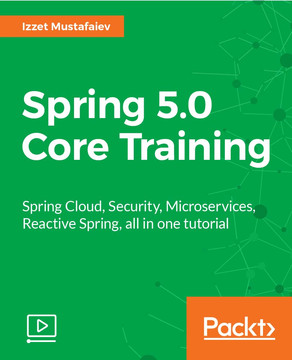 Spring 5.0 Core Training