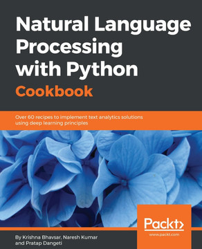 Natural Language Processing with Python Cookbook [Book]