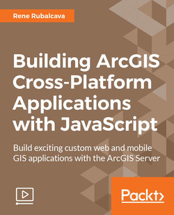 Building ArcGIS Cross-Platform Applications with JavaScript