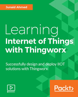 Learning Internet of Things with Thingworx