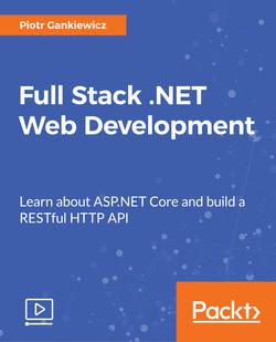 Full Stack .NET Web Development