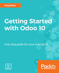 Getting Started with Odoo 10