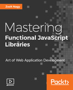 Cover of Mastering Functional JavaScript Libraries