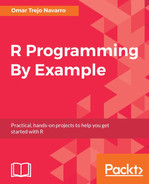 Cover of R Programming By Example