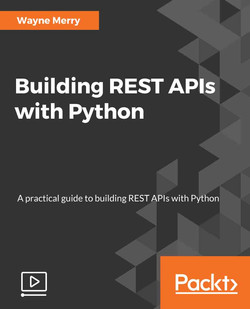Building REST APIs with Python