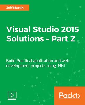 Visual Studio 2015 Solutions – Part 2