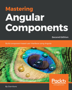 Cover of Mastering Angular Components