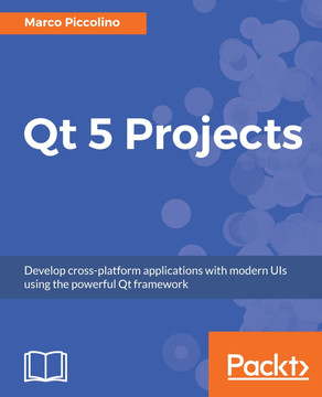 Qt 5 Projects [Book]