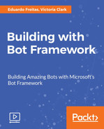 Cover of Building with Bot Framework
