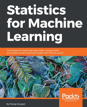 Statistics for Machine Learning [Book]