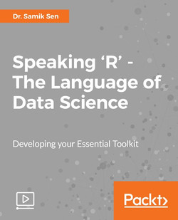 Speaking 'R' - The Language of Data Science