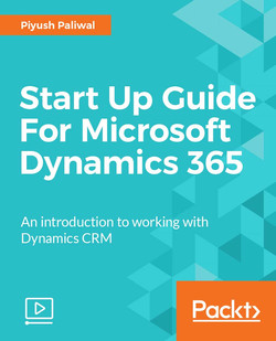 Start Up Guide For Microsoft Dynamics 365