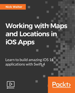 Working with Maps and Locations in iOS Apps