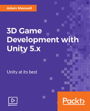 3D Game Development with Unity 5.x