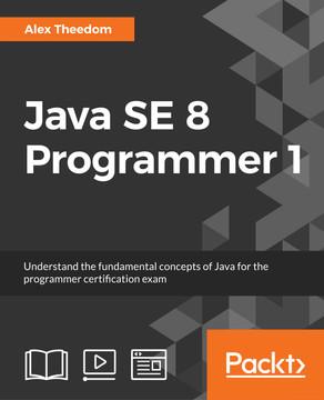 Java SE 8 Programmer 1