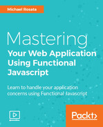 Cover of Mastering Your Web Application Using Functional Javascript