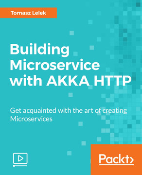 Building Microservice with AKKA HTTP