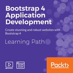 Learning Path: Bootstrap 4 Application Development