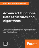 Cover of Advanced Functional Data Structures and Algorithms