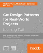 Cover of Go: Design Patterns for Real-World Projects