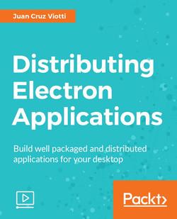 Distributing Electron Applications