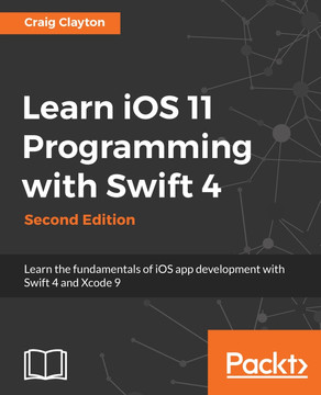 Learn iOS 11 Programming with Swift 4 - Second Edition