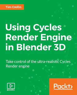 Using Cycles Render Engine in Blender 3D