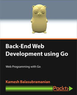 Back-End Web Development using Go