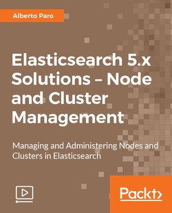 Elasticsearch 5.x Solutions - Node and Cluster Management