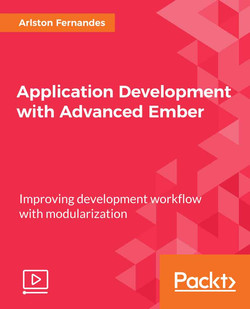 Application Development with Advanced Ember