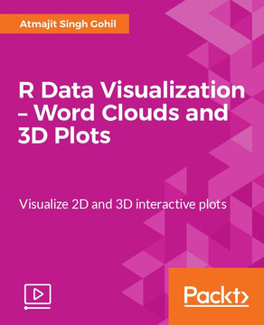 R Data Visualization – Word Clouds and 3D Plots