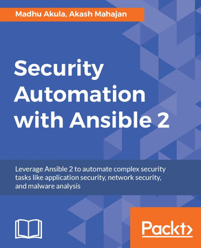 Security Automation with Ansible 2 [Book]