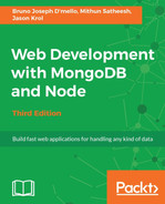 Cover of Web Development with MongoDB and Node - Third Edition