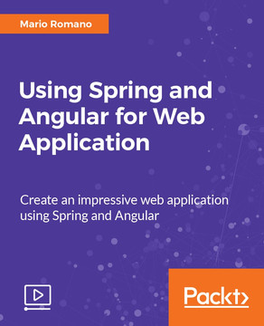 Using Spring and Angular for Web Application