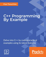 Cover of C++ Programming By Example