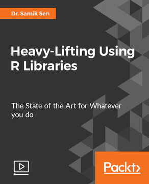 Heavy-Lifting Using R Libraries