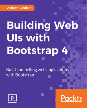 Building Web UIs with Bootstrap 4