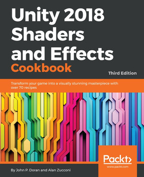 Unity 2018 Shaders and Effects Cookbook