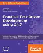 Cover of Practical Test-Driven Development using C# 7