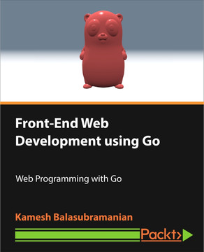 Front-End Web Development using Go