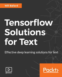 Tensorflow Solutions for Text