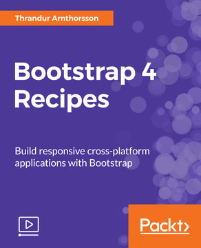 Bootstrap 4 Recipes