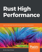 Cover of Rust High Performance