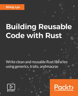 Building Reusable Code with Rust