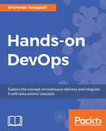 Cover of Hands-on DevOps
