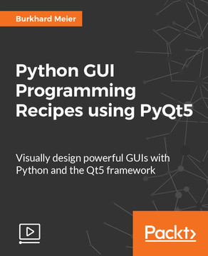 how to use qt designer with python