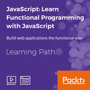 Cover of Learning Path: JavaScript: Learn Functional Programming with JavaScript