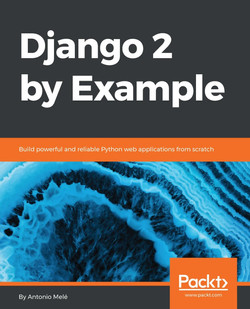 Django 2 by Example