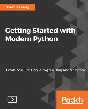 Getting Started with Modern Python