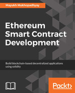 Cover of Ethereum Smart Contract Development